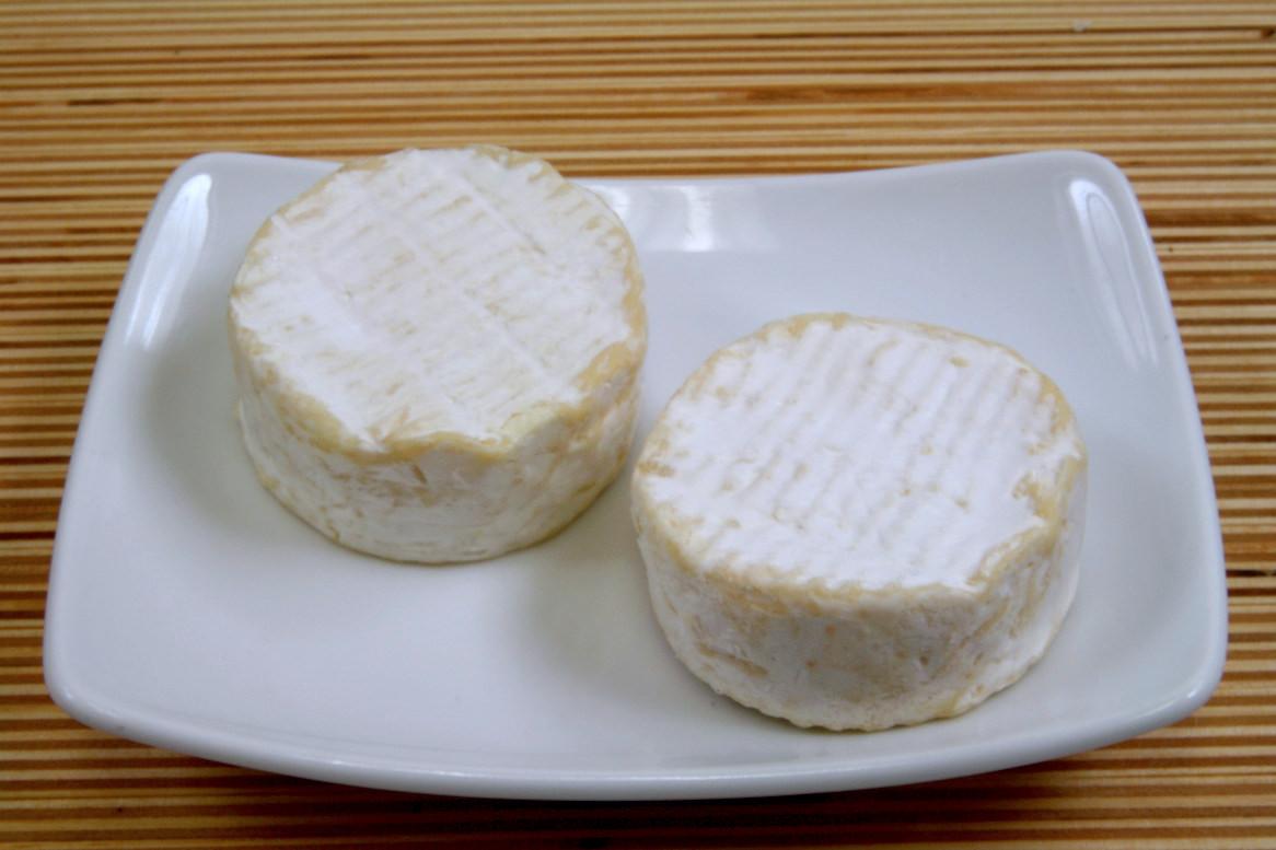 Französischer Mini-Brie
