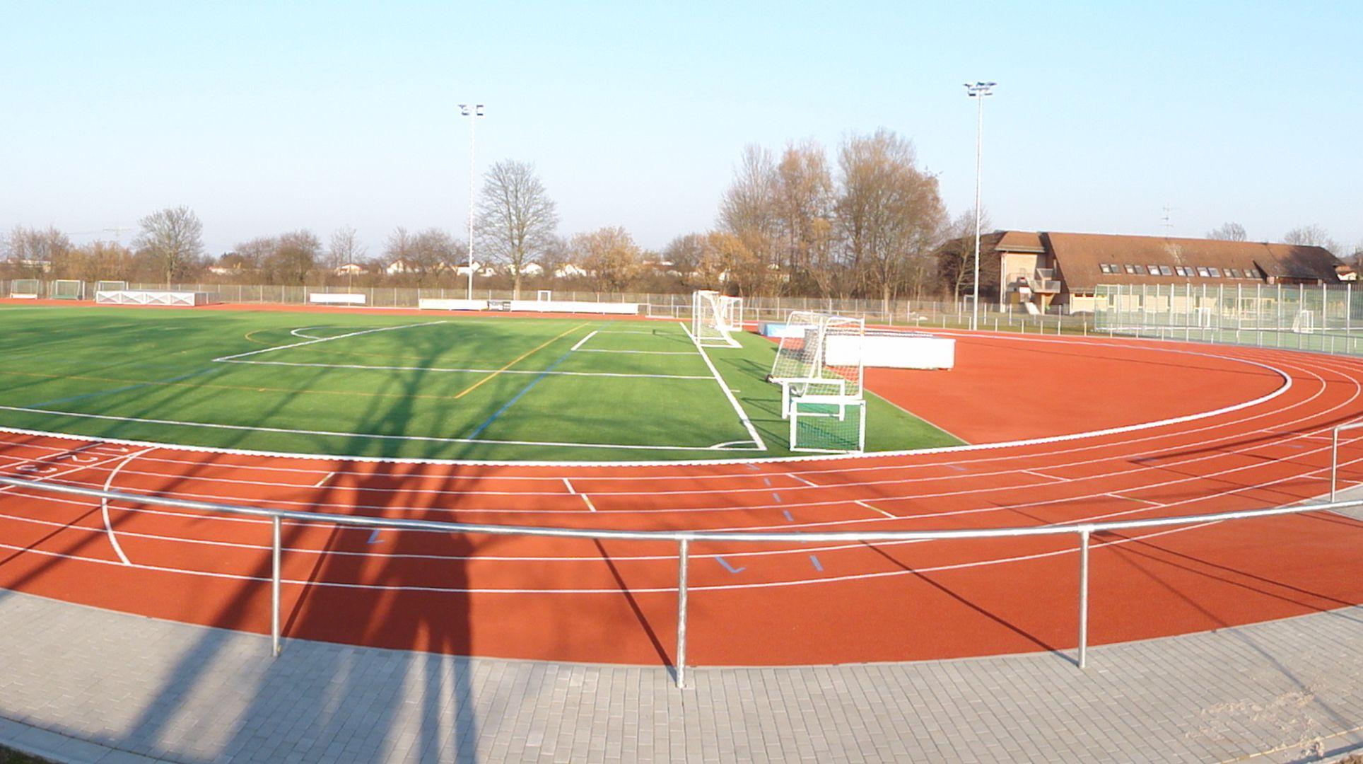 Sportanlage der TSG 1848 Heidesheim