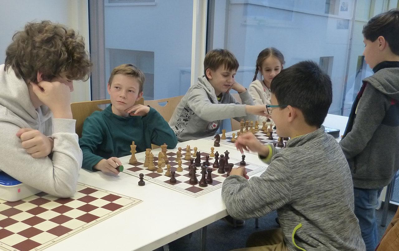 Schachverein Multatuli