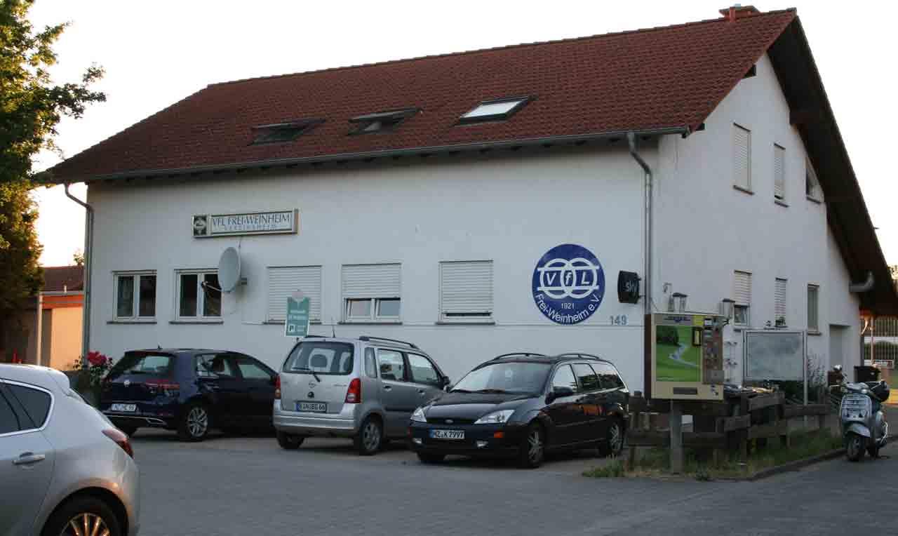 VfL Frei-Weinheim