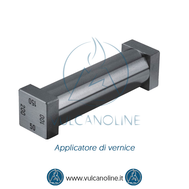 Taratura applicatore di vernice