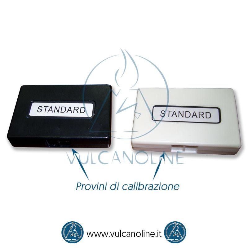 Campioni di calibrazione glossmetro