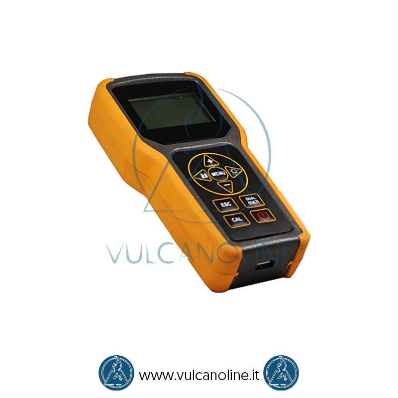 Spessimetro ad ultrasuoni attraverso vernici