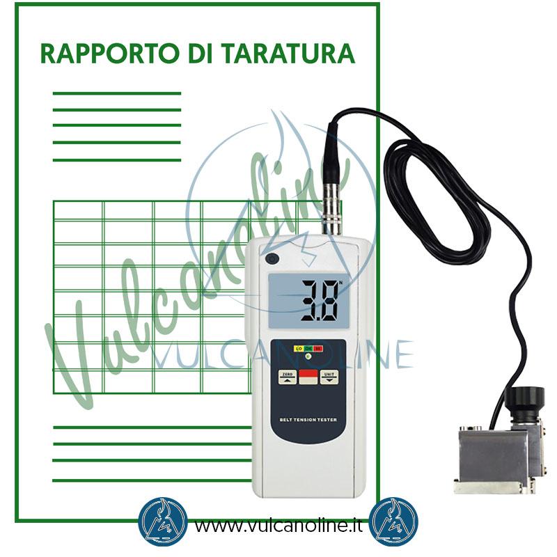 Taratura tensiometro