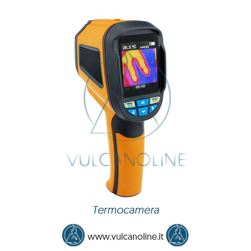 Taratura termocamera