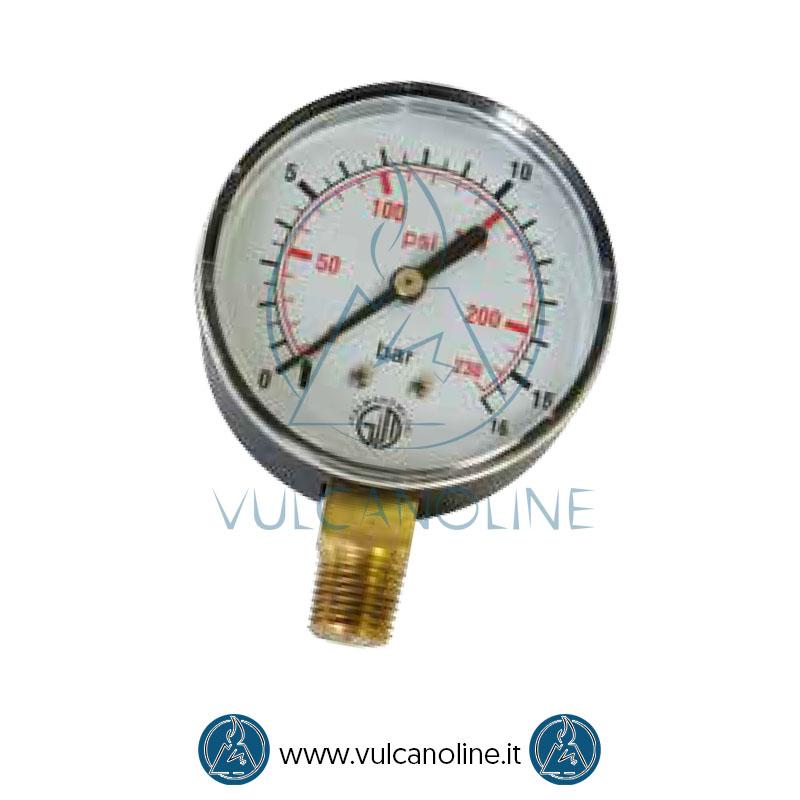 Manometri settore pneumatica serie VLMMI