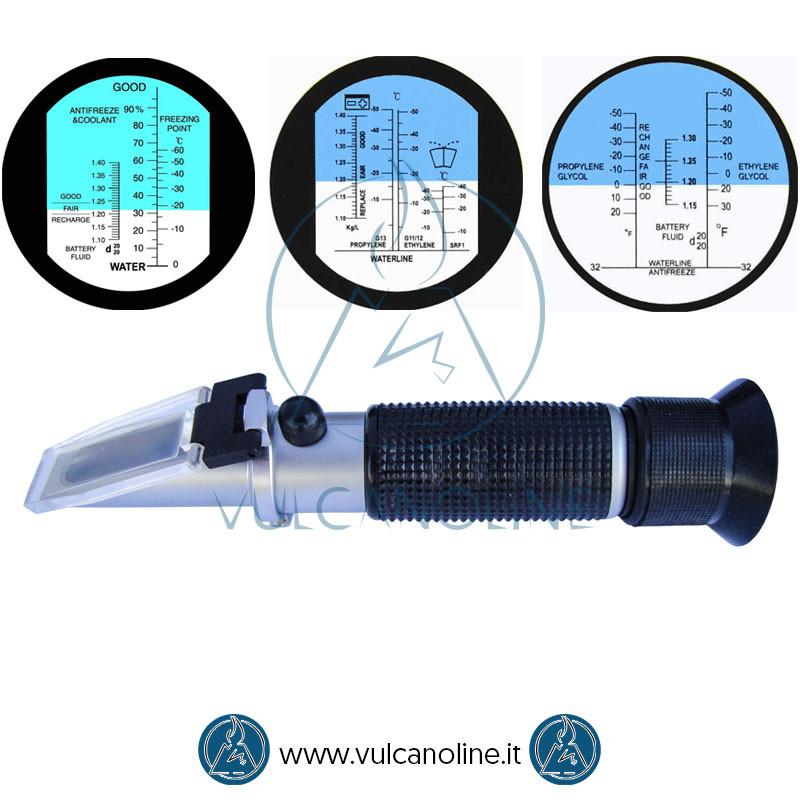 Rifrattometro ottico