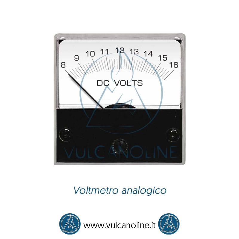 Taratura voltmetro
