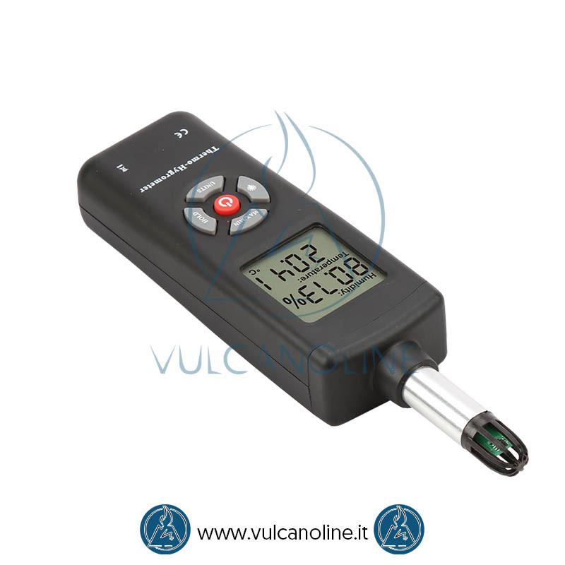 Termoigrometro