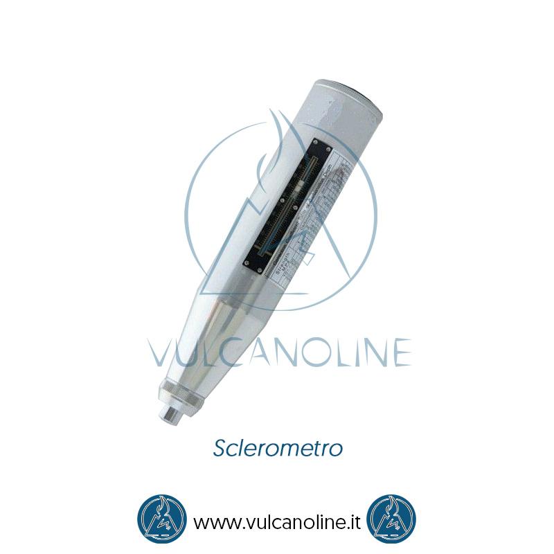 Taratura sclerometro