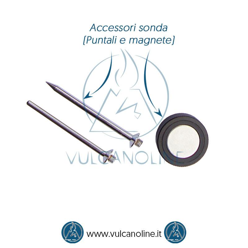 Accessori vibrometro monoassiale