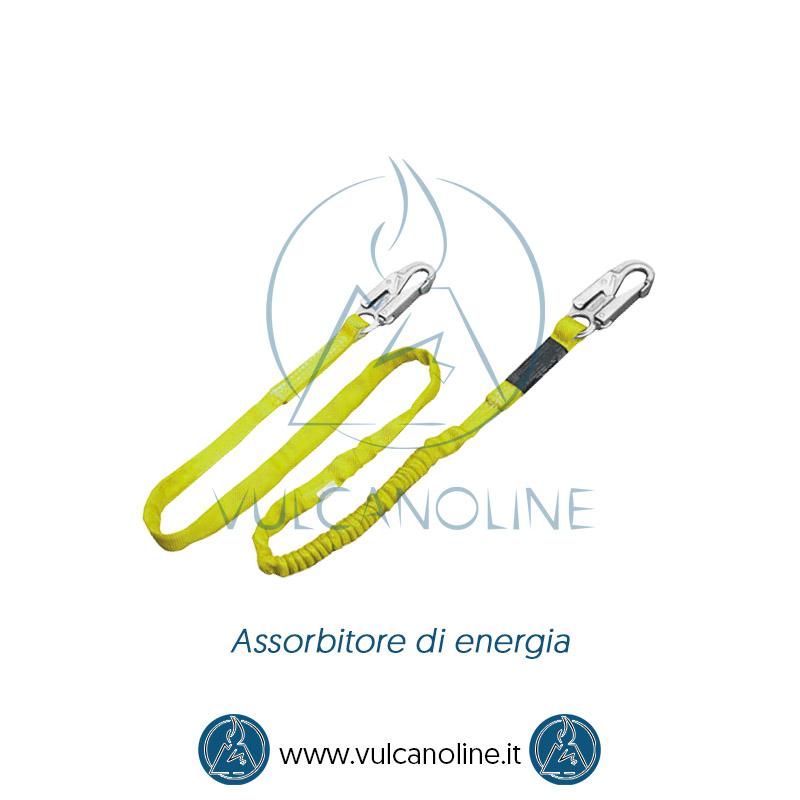 Revisione assorbitore di energia