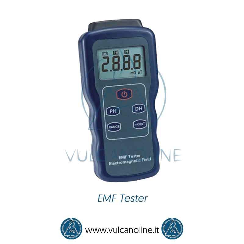 Taratura EMF tester