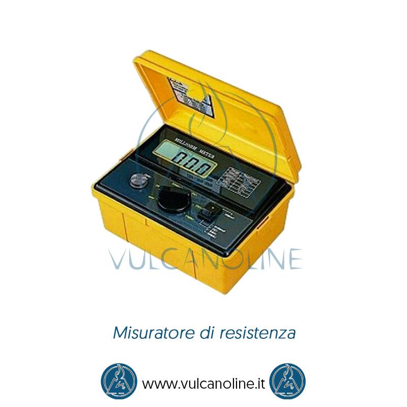 Taratura misuratore di resistenza