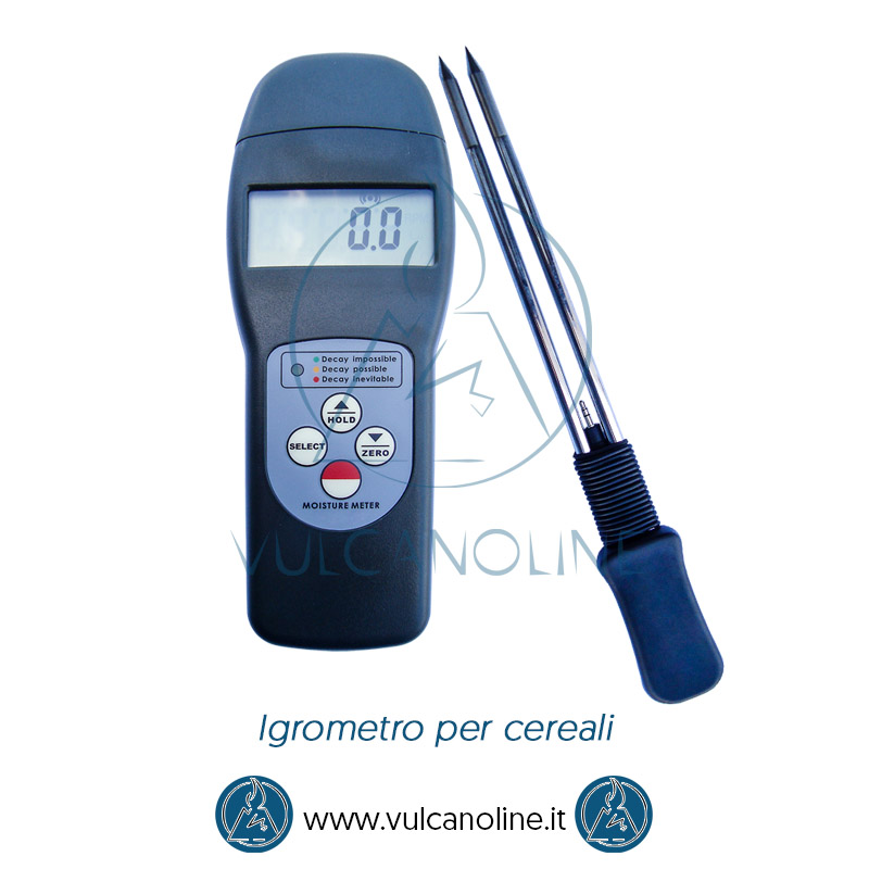 Taratura igrometro