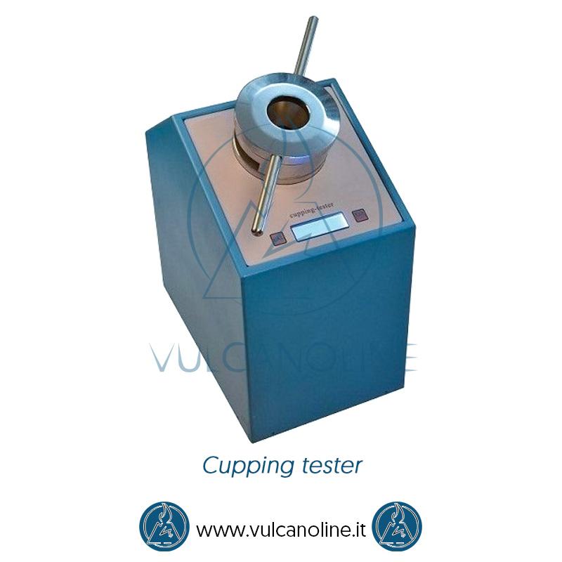 Taratura cupping tester