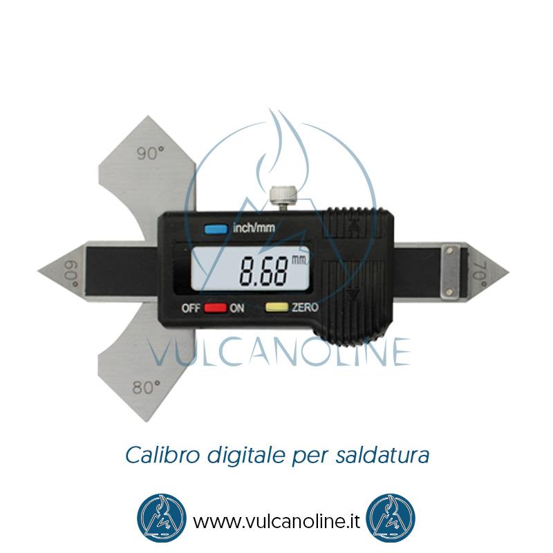 Calibro digitale per saldature