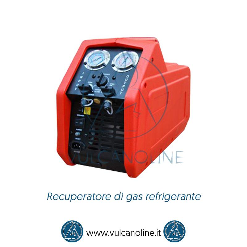 Taratura recuperatore gas