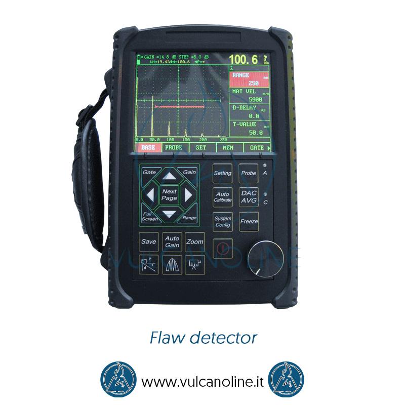 Taratura flaw detector