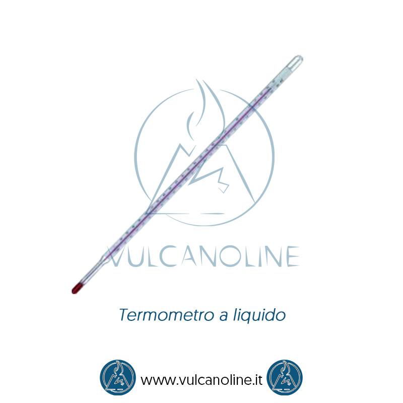 Taratura termometro a liquido