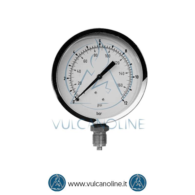 Manometri settore pneumatica serie VLMFG