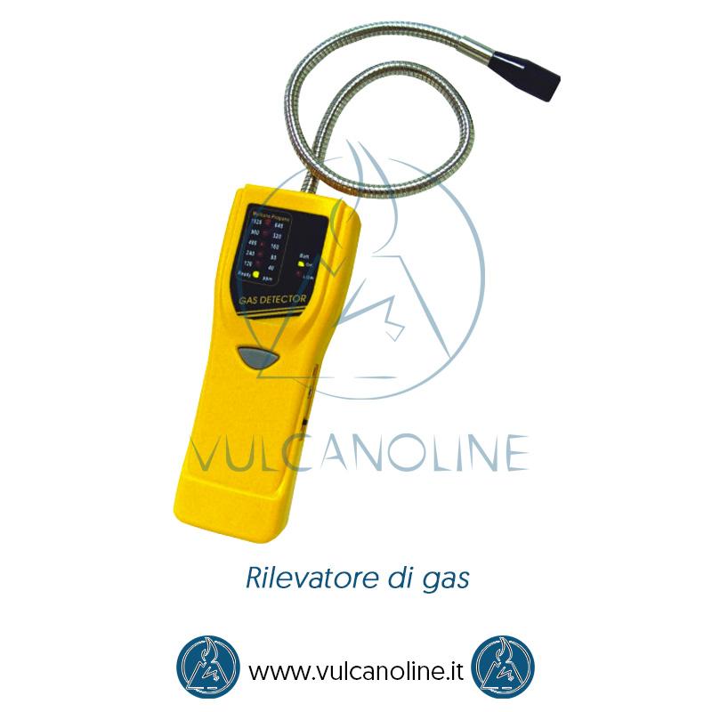 Taratura rilevatore di gas