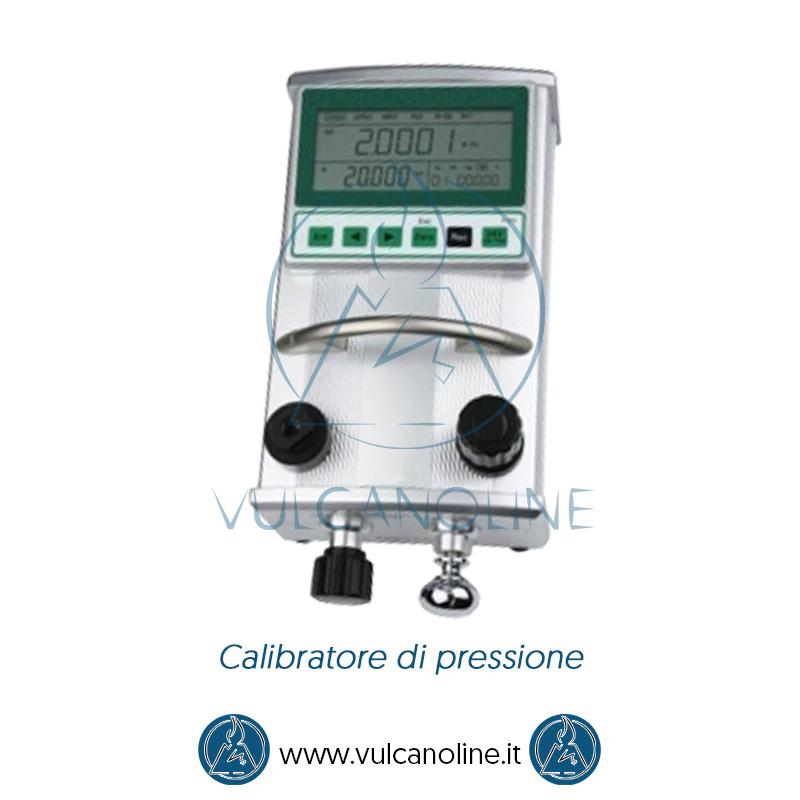 Taratura calibratore di pressione
