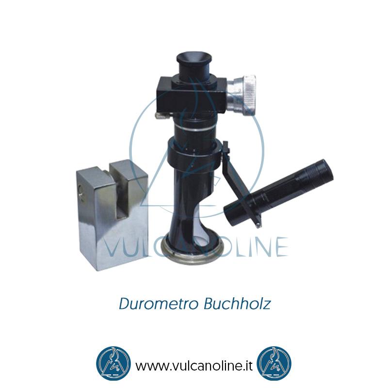 Taratura durometro Buchholz