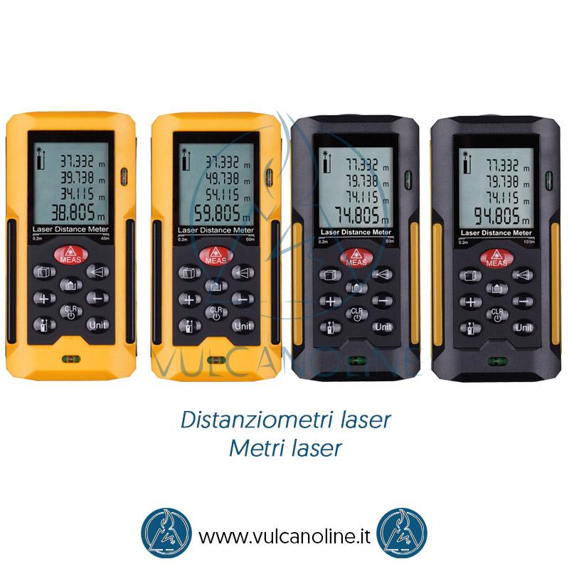 Taratura metro laser