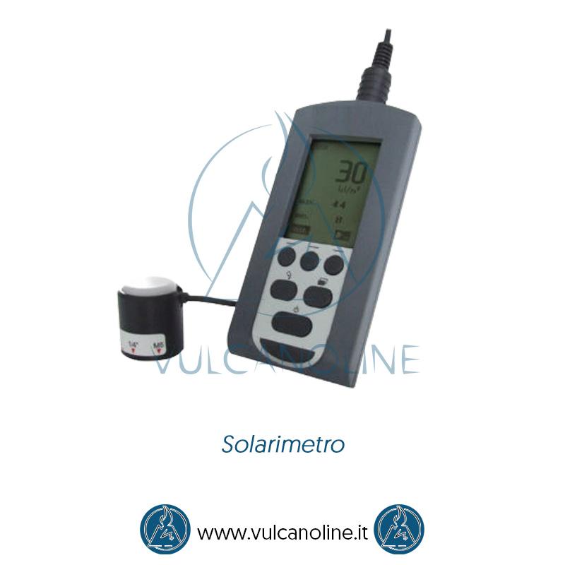 Taratura solarimetro