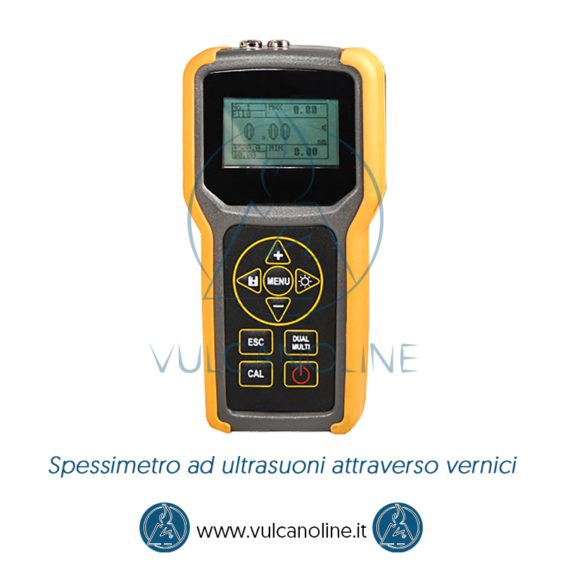 Taratura spessimetro ad ultrasuoni