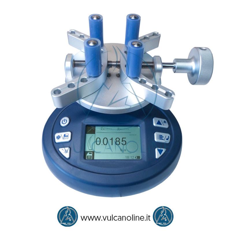 Torsiometro per tappi