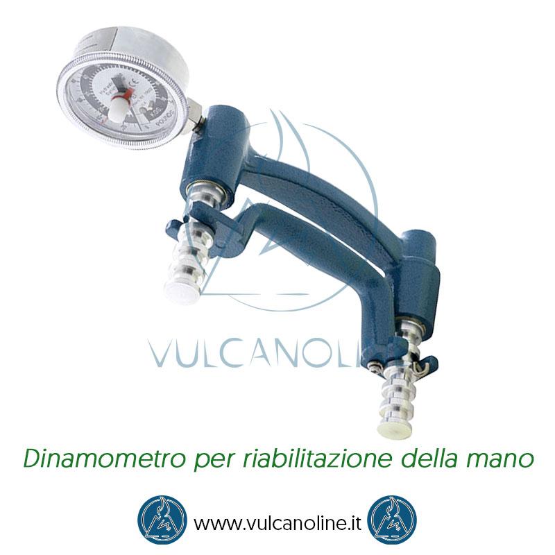 Dinamometro riabilitazione mano
