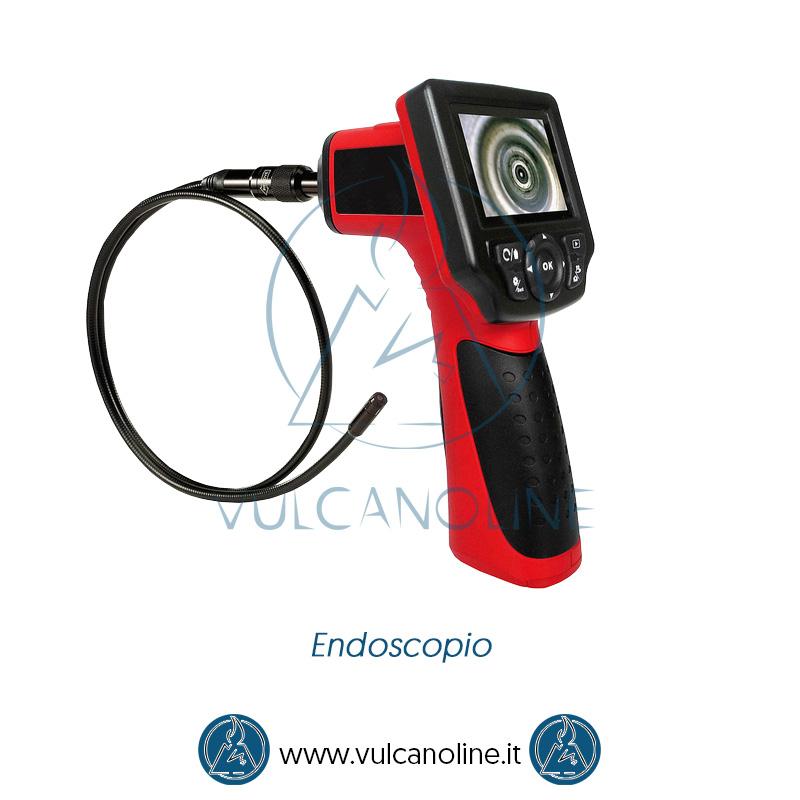 Taratura endoscopio