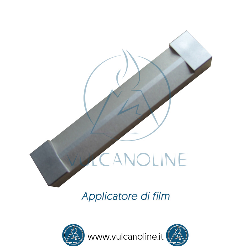 Taratura applicatore film