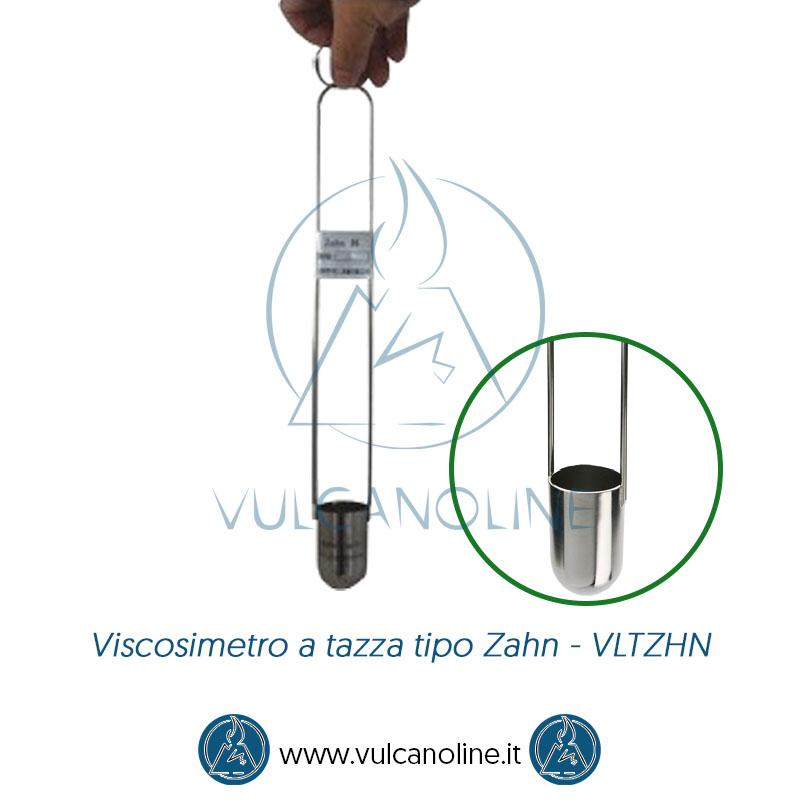 Esempio utilizzo viscosimetro a tazza tipo ZAHN