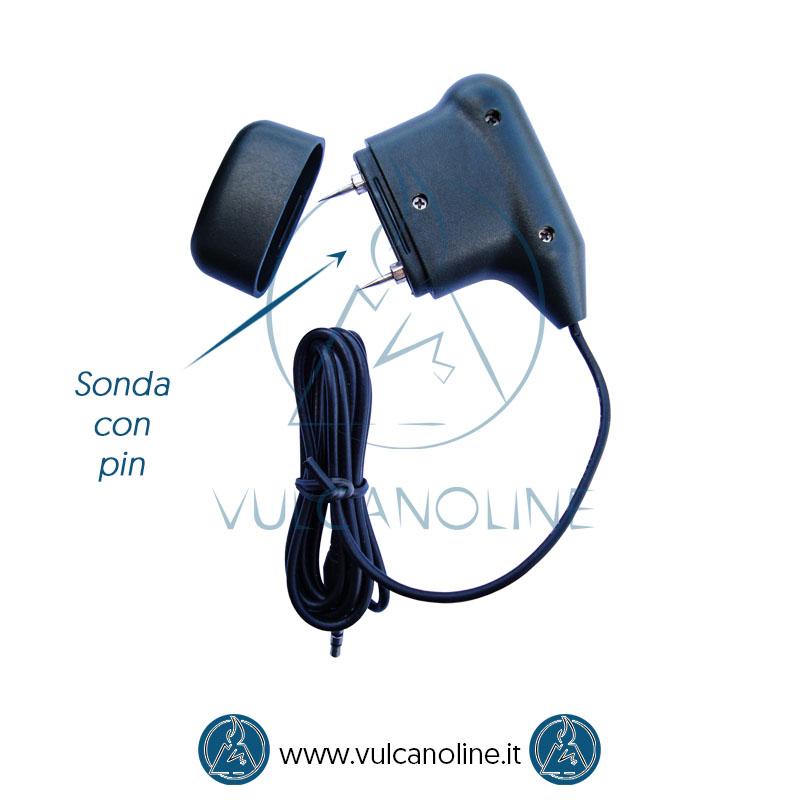Sonda a pin igrometro per materiali