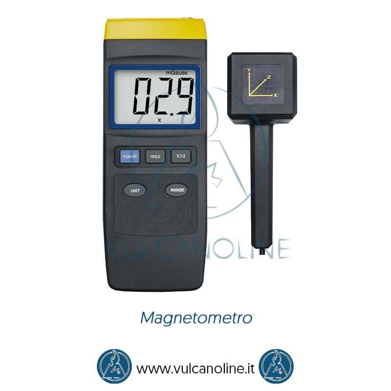 Taratura magnetometro