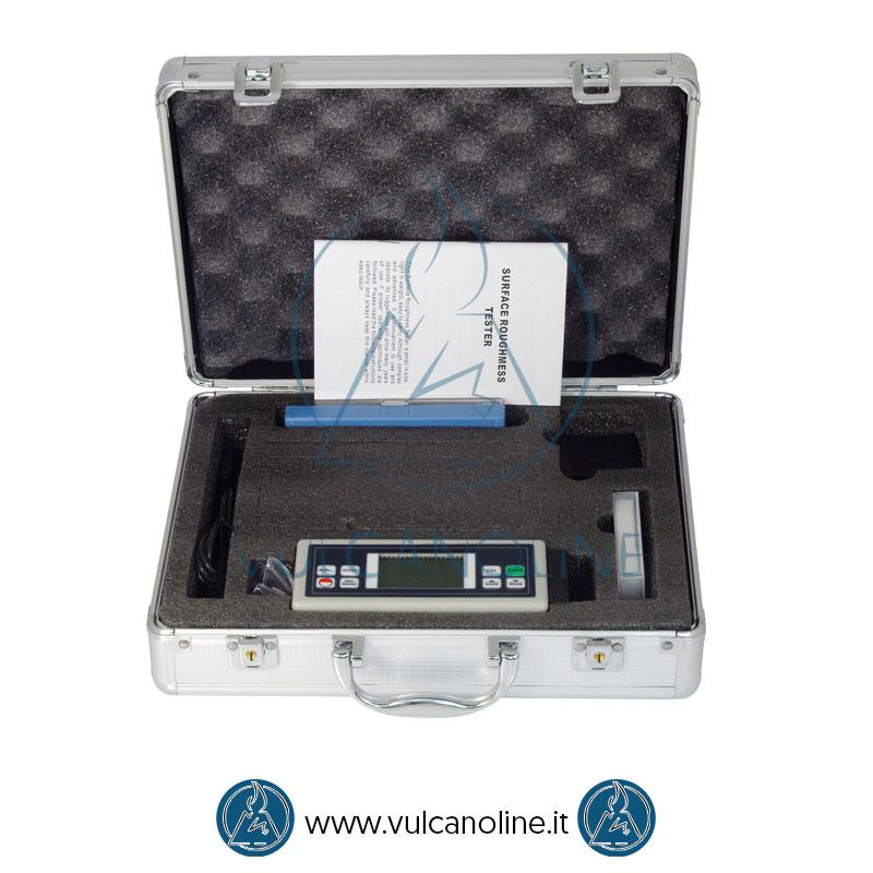 Dotazione standard rugosimetro