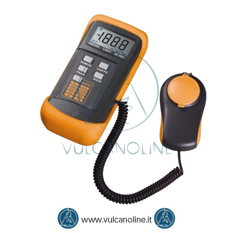 Luxmetro digitale