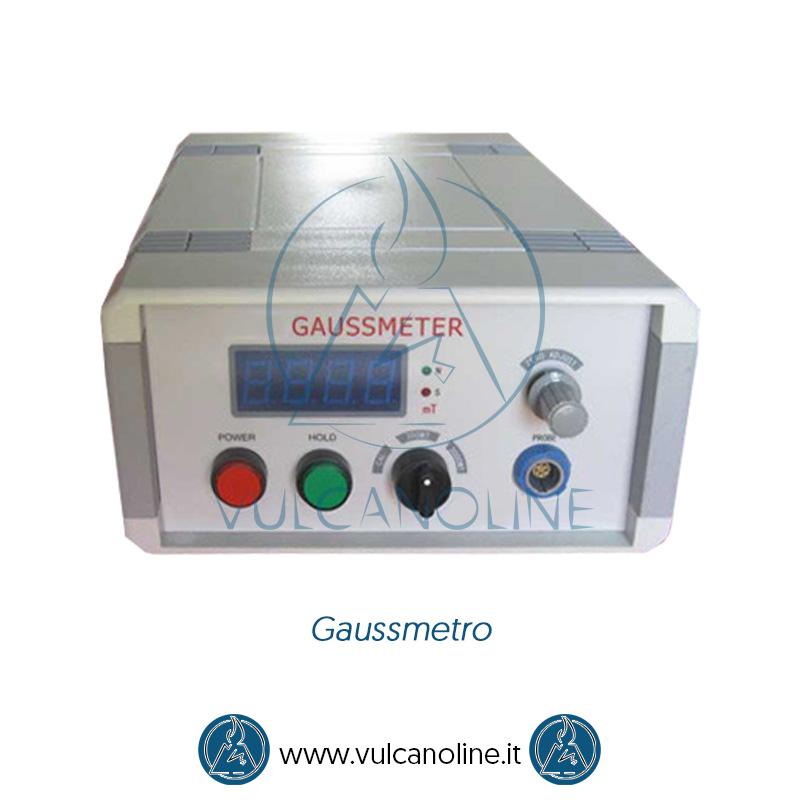 Taratura gaussmetro