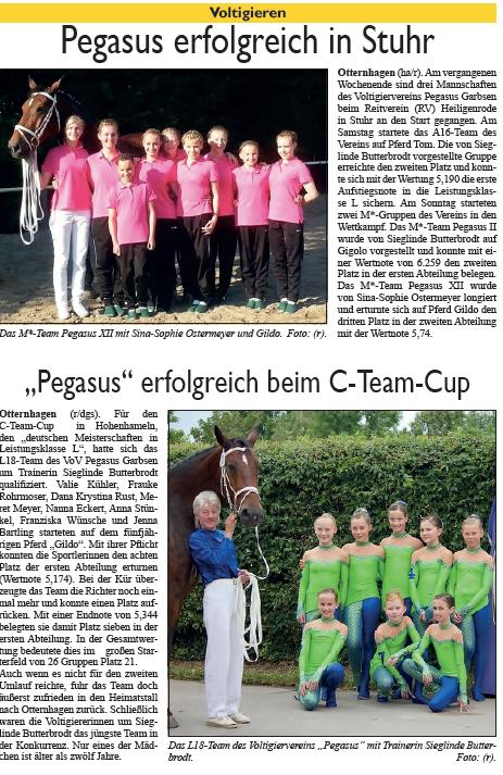 Neustaedter Zeitung, 25.06.2014