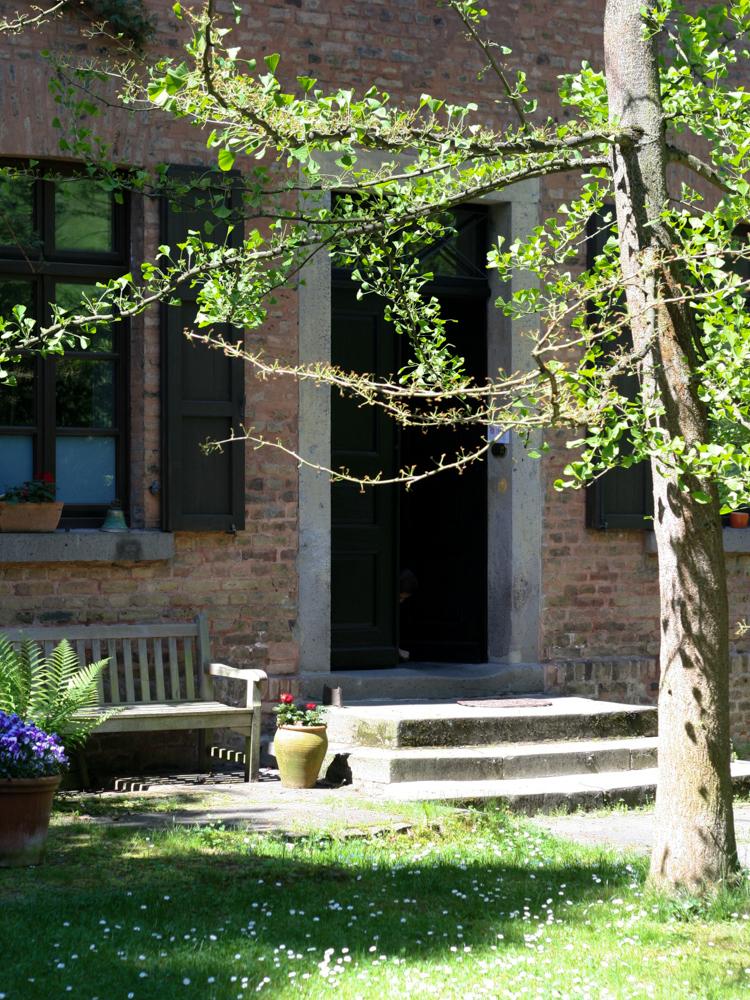 Institut IMAP in der Alte Schule, Königswinter - Eingang