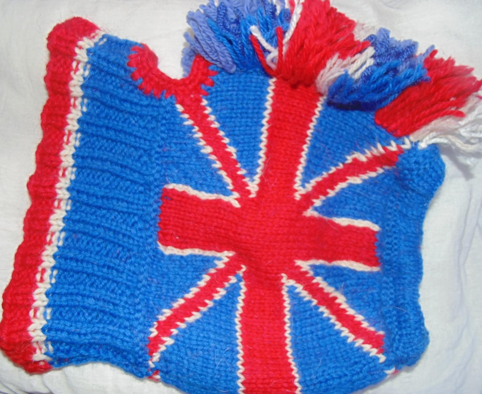 "№33 ""Флаг Англии"" с эрокезом."