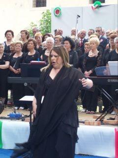 soprano Diana Trivellato