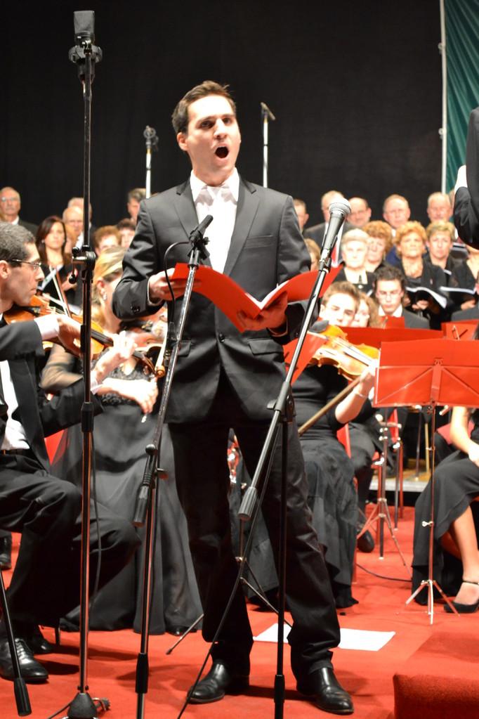 tenore Antonio Cervato