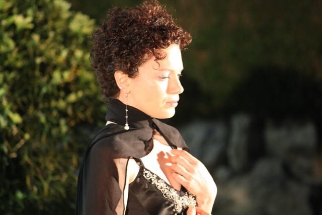 mezzo soprano Alessandra Caruccio