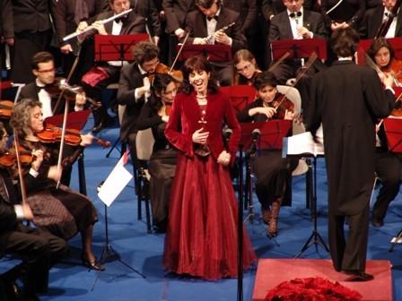 soprano Annamaria Di Filippo