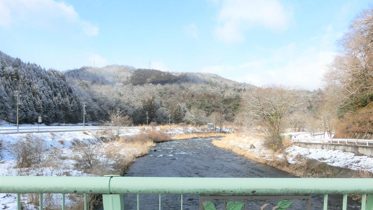 荒井橋下流