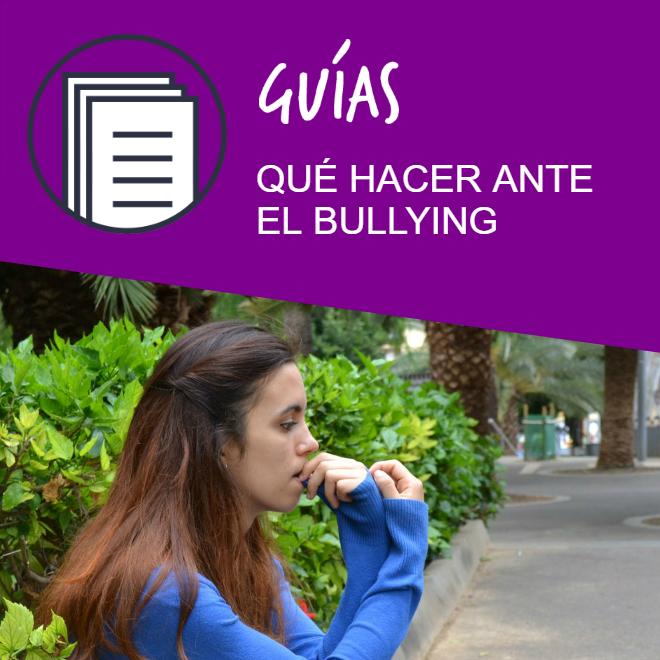 Qué hacer ante el bullying